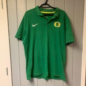 NWOT Oregon ducks football polo